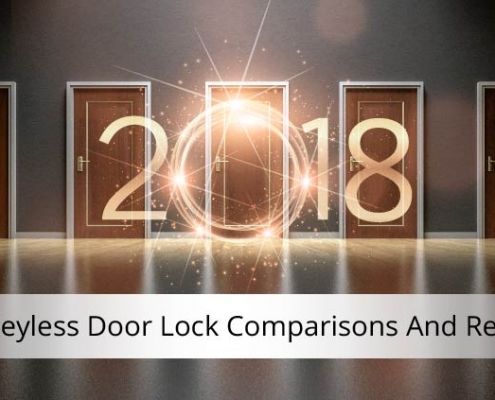 Best Keyless Door Lock -1